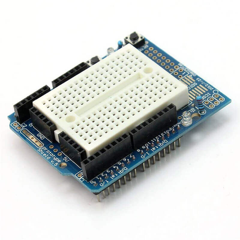 arduino prototype expansion board