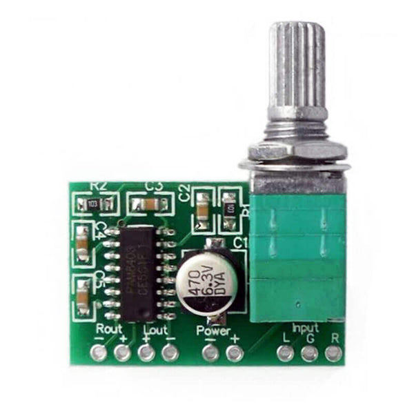 5v Audio Amplifier board | Makerware