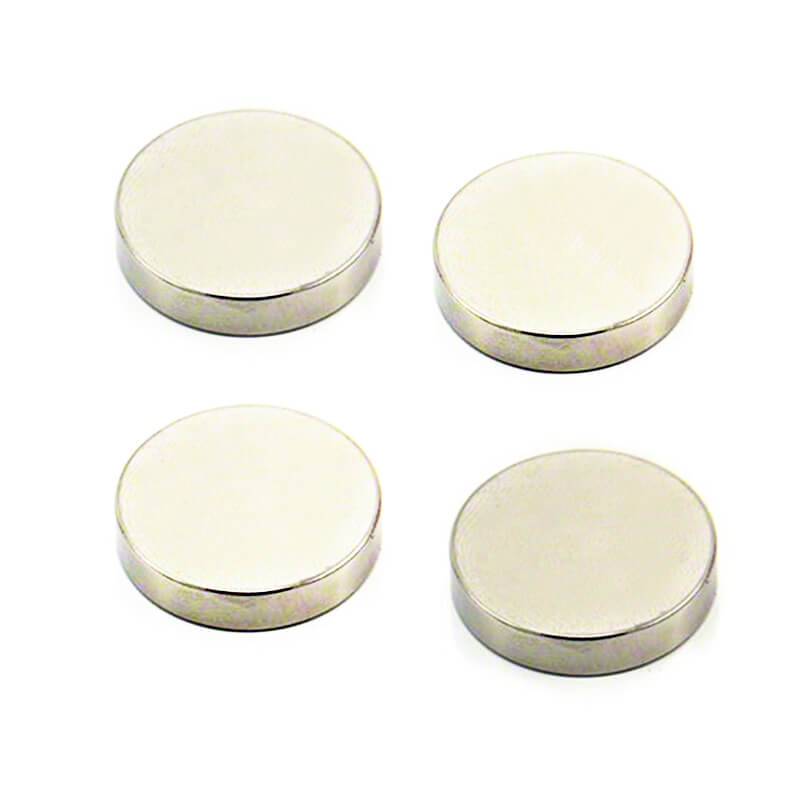 Neodymium Magnets Circular 8mm x 1.5mm | Makerware