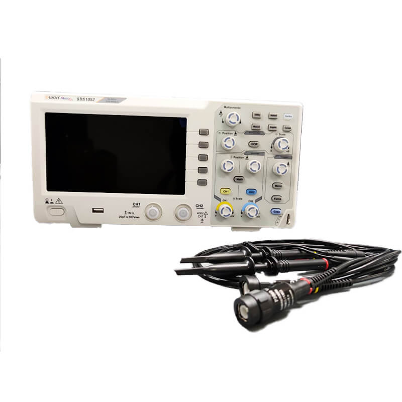 Owon MetroQ 2 Channel  Oscilloscope 50 MHz | Makerware