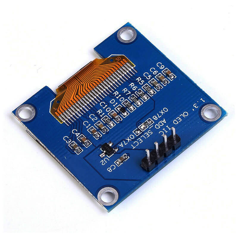 OLED Display Module 1.3 inch i2C/iic
