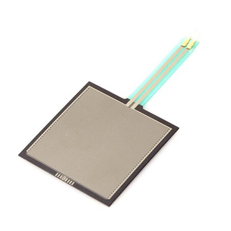 force sensitive resistor to measure weight