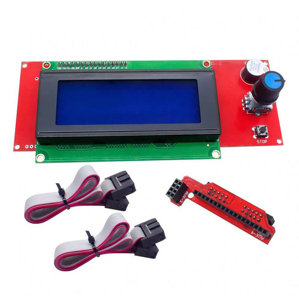 2004 lcd display smart controller with adapter and cable