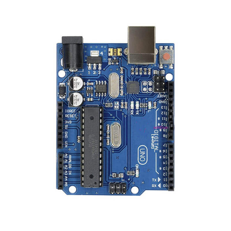Arduino UNO with ATmega328P Chip