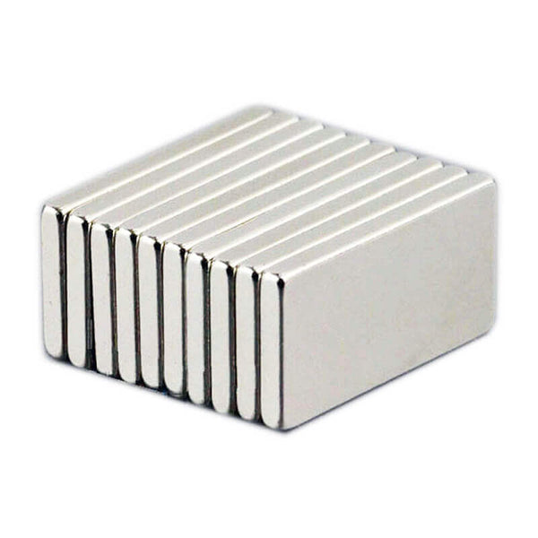 Neodymium Magnets Rectangular 25mm x 15mm