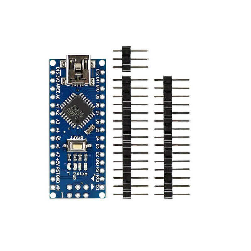 Arduino Nano 3.0 with CH340 Chip