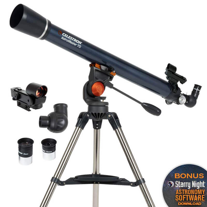 celestron astromaster telescope accessory kit