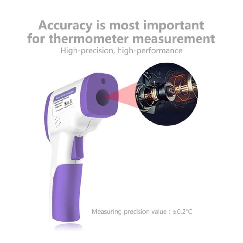 infrared thermometer baby | professional forehead thermometer for COVID patients