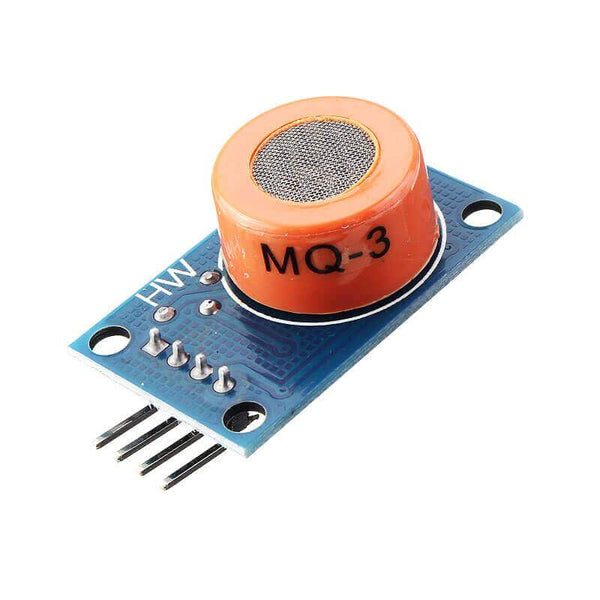 Breath Alcohol Sensor | Makerware