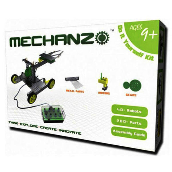 Thinnk Ware Mechanzo 9 Plus Robotics Learning Kit
