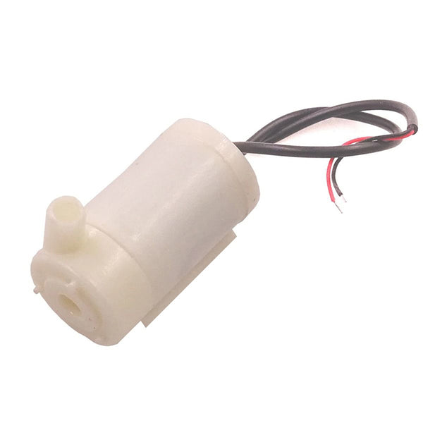 Submersible Mini Water Pump Motor DC 3-6v