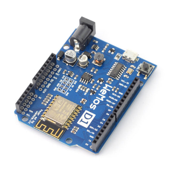 WeMos D1 R2 WiFi ESP8266 Development Board | Makershala Warehouse (Makerware)
