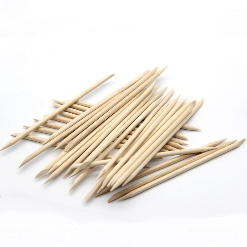 Wooden Toothpick Box (Pack of 100)