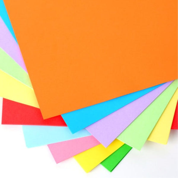 Both Side Multicolor Chart Paper A1 Size