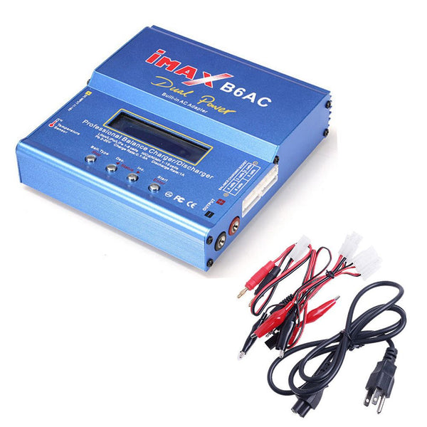 iMAX B6AC 80W 6A Dual Balance Charger Discharger