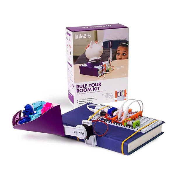 Littlebits Rule Your Room Kit | Makershala Warehouse(Makerware)