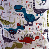Kitchen Apron For Kids - Friendly Dino Design from Whimsly,Apron,CotswoldDownsCrafts,CotswoldDownsCrafts