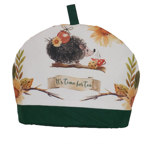 The Friendly Hedgehog Tea Cozy - Tea Cozy makes a great gift,Tea Cozy,CotswoldDownsCrafts,CotswoldDownsCrafts