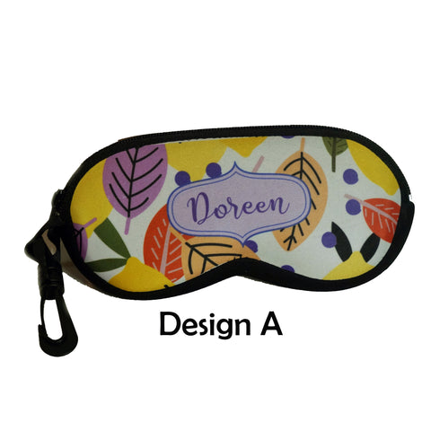 Eyeglass case - Customize with your name or monogram,Eyeglass case,CotswoldDownsCrafts,CotswoldDownsCrafts