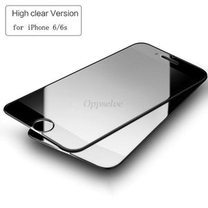 Screen Protector Tempered Glass For iPhone Xs Max Xr X 8 7 6 6s Plus Front Protective Anti Blue Toughened Glass Film For iPhoneX