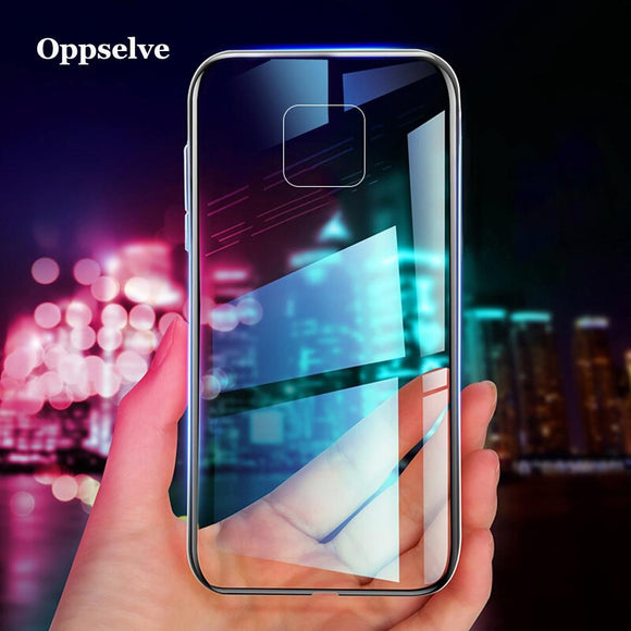 Luxury Case For Huawei Mate 20 Pro Capinhas Ultra Thin Slim Soft TPU Silicone Cover Case For Huawei Mate 20Pro Mate20 Coque Capa