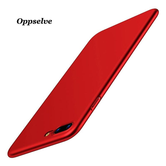 Phone Case For iPhone 8 7 6 6s Oppselve Ultra Thin Slim PC Cover Case For iPhone 8 7 6 6s Plus Coque Fundas Capinhas For iPhone8