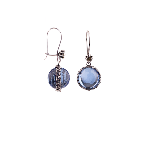 YVONE CHRISTA MORNING DEW EARRINGS