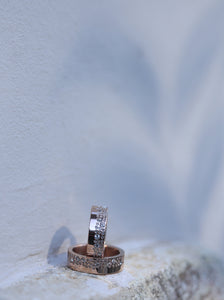 EDBLAD SPARKLE RING CZ GOLD