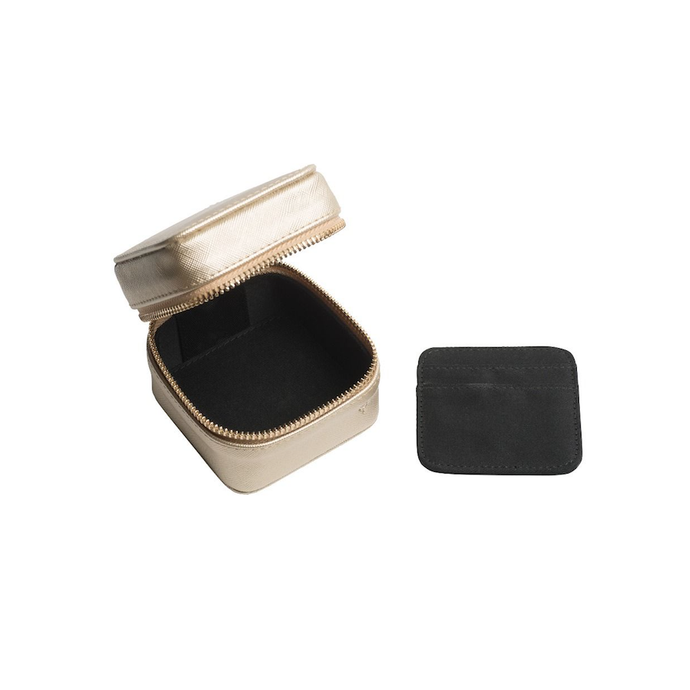 EDBLAD JEWELLERY CASE SMALL GOLD