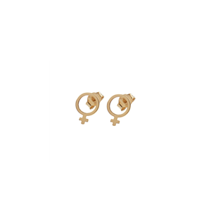 CU JEWELLERY ♀ VENUS SMALL EAR GOLD