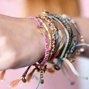 WAKAMI SUPER POWER BRACELET-5 STRANDS