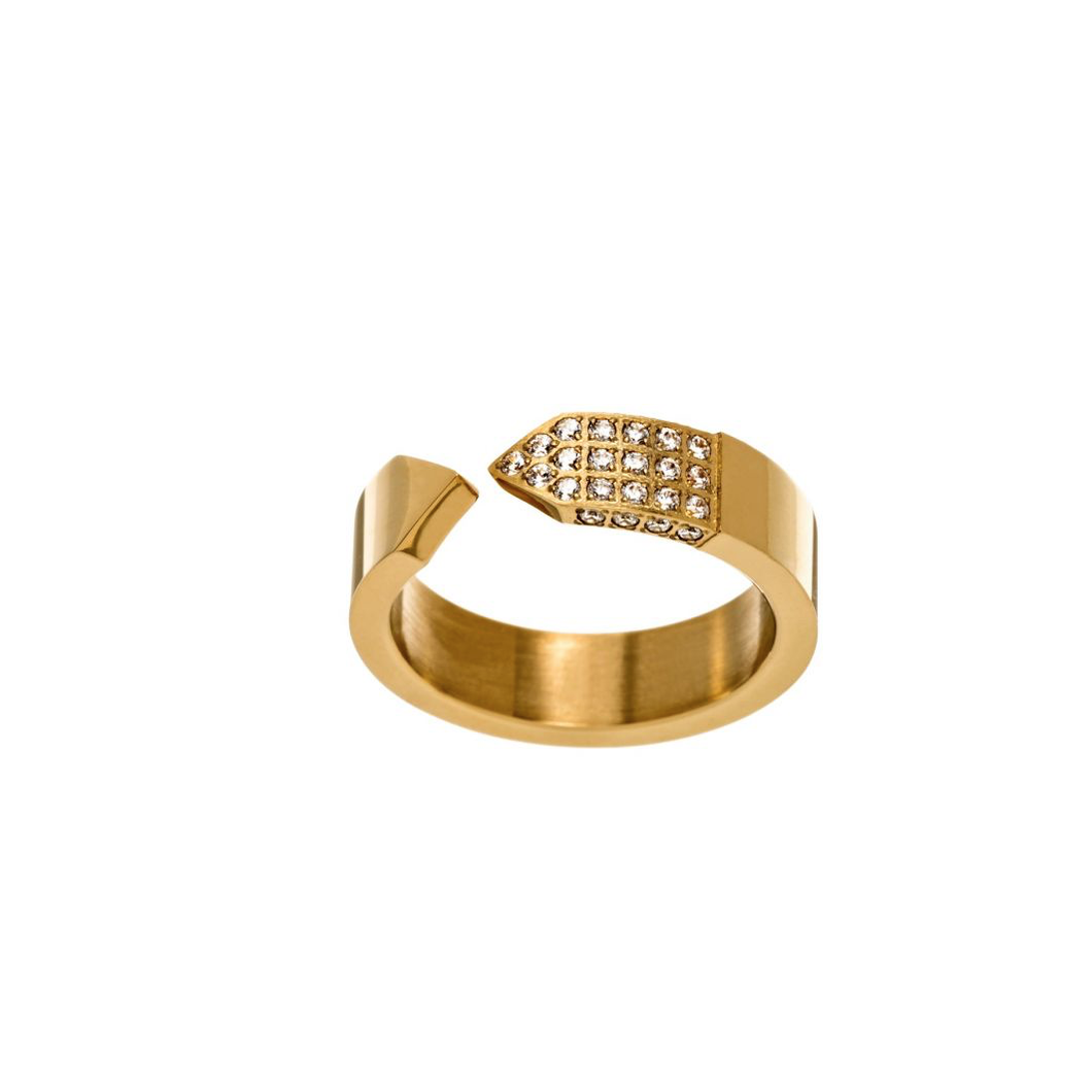 EDBLAD MOUNTAIN RING GOLD