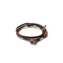 Load image into Gallery viewer, WAKAMI WRAP EARTH UNISEX BRACELET