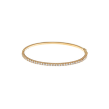 Load image into Gallery viewer, CU JEWELLERY TWO BANGLE BRACELET GOLD
