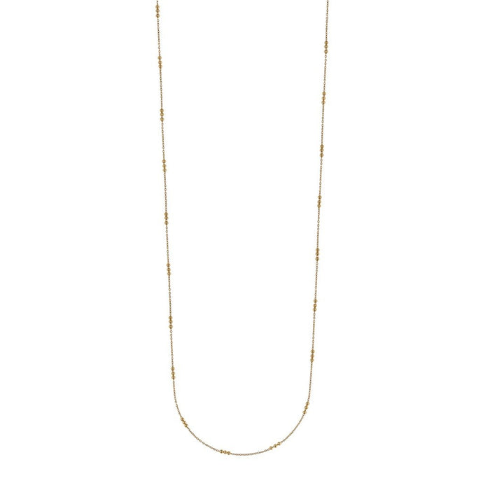 CU JEWELLERY SAINT LONG NECKLACE GOLD