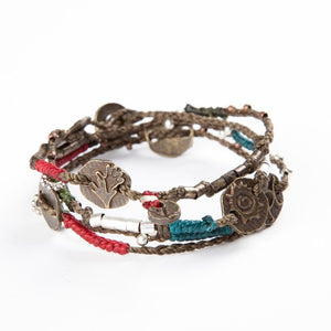 WAKAMI DREAM WOWEN BRACELET