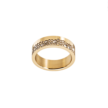 Load image into Gallery viewer, EDBLAD SPARKLE RING CZ GOLD