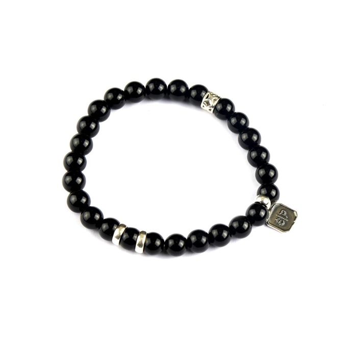 SP MAN CHRIS BRACELET BLACK ONYX