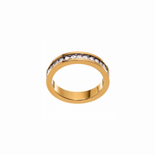 Load image into Gallery viewer, EDBLAD LEAH RING SHINY GOLD