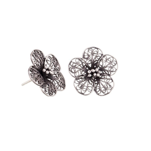 YVONE CHRISTA EDELWEISS COLLECTION EARRINGS