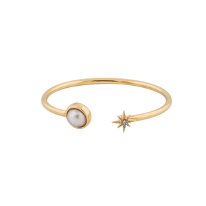 CU JEWELLERY ONE BANGLE BRACELET GOLD