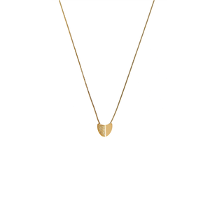 CU JEWELLERY ROOF SMALL PENDANT GOLD