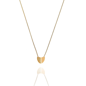 CU JEWELLERY ROOF BIG PENDANT GOLD