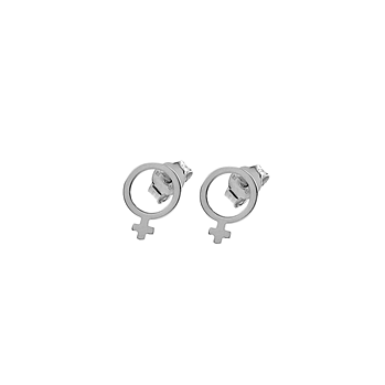 CU JEWELLERY ♀ VENUS SMALL EAR SILVER