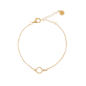CU JEWELLERY ♀ VENUS CHAIN BRACELET, GOLD