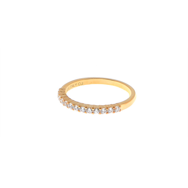 CU JEWELLERY TWO STONE RING