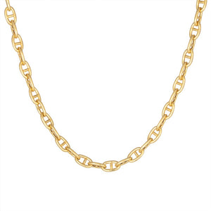 CU JEWELLERY VICTORY CHAIN NECKLACE GOLD LONG