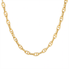 Load image into Gallery viewer, CU JEWELLERY VICTORY CHAIN NECKLACE GOLD SHORT