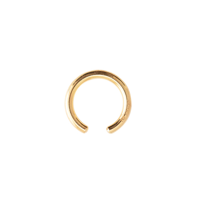 CU JEWELLERY-VICTORY-SMALL-CUFF-GOLD-2011420003