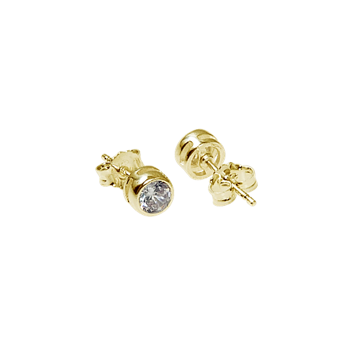 CU JEWELLERY CUBIC SMALL EARRINGS